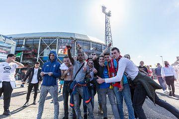 Feyenoord Kampioen 21 van Feyenoord Kampioen