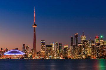 Toronto skyline von Henk Meijer Photography