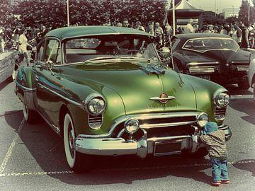Paddington Oldsmobile van