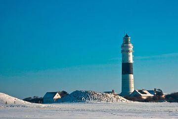 Sylt: Wenningstedt Leuchtturm (1) von Norbert Sülzner