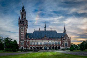 Vredespaleis in Den Haag van Rene Siebring