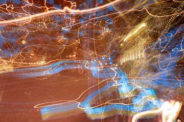 licht in de stad van zeilstrafotografie.nl
