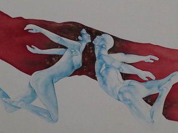 Tweelingzielen von Helma van der Zwan
