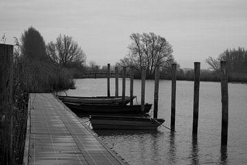 Bootsgerüste Loch des Schinkens von Kuifje-fotografie