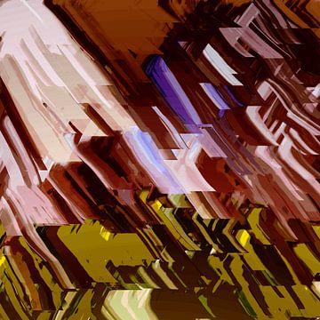 Dunkle Stadt von Maurice Dawson