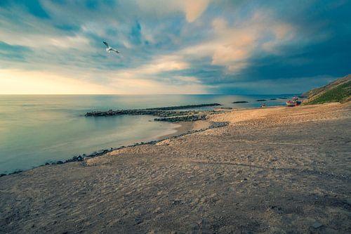 Lønstrup Strand (Denemarken)