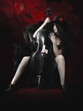 Cello time van Babette van den Berg
