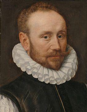 Porträt eines Mannes, Adriaen Thomasz. Schlüssel, 1581