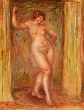 Akt mit Kastagnetten, Renoir (1918) von Atelier Liesjes