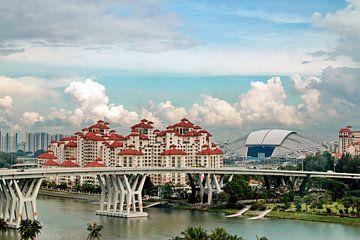 Singapore van Eduard Lamping
