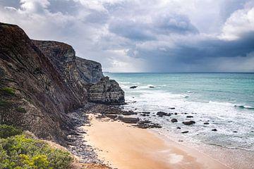 Praia da Arrifana, Portugal von Daan Duvillier