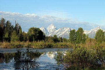 Grand Teton National Park sur Renate Knapp