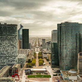 La Defense - Parijs - 4 van Damien Franscoise