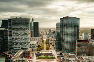 La Defense - Parijs - 4 van