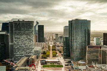 La Defense - Parijs - 4 von Damien Franscoise