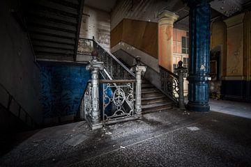 Verlaten trappen gang von Katjang Multimedia