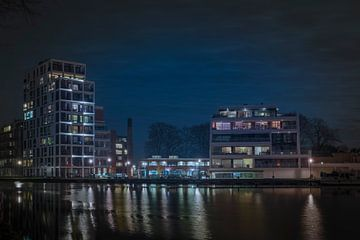 De Nieuwe Haven te Turnhout, België  van Patrick de Vleeschauwer