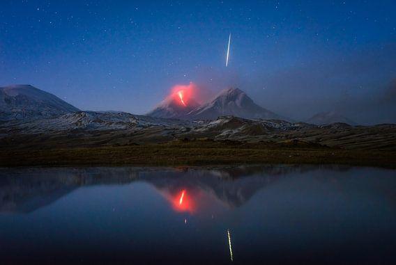 Volcano Magic van Tomas van der Weijden