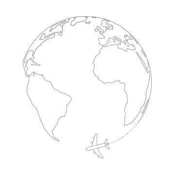 Rond de wereld van Marcel Kerdijk