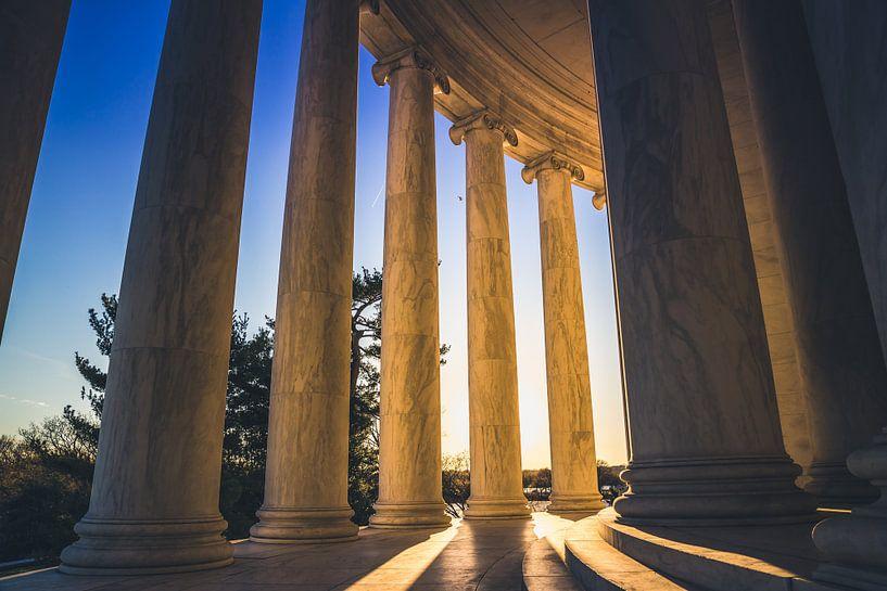 Thomas Jefferson memorial van Yannick Karnas