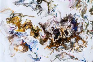 Acryl kunst 2005 van