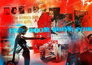 Free Boom Boom Pow van Feike Kloostra