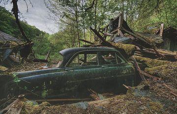 urbex: dude where is my car? von Natascha IPenD