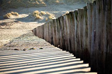 Strandpalen van Natascha Nellestein