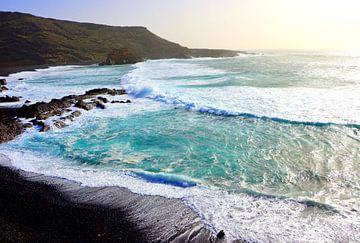 Vulcano Strand von Dustin Musch