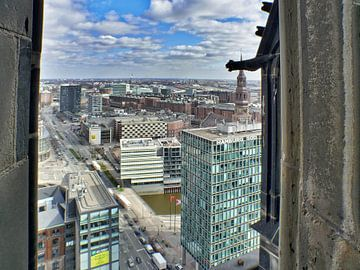 Hamburg-City, Duitsland van