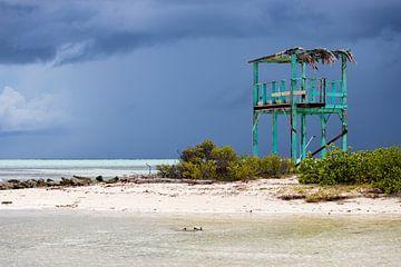 ein wunderbarer Ort für einen wunderbaren Blick über den Ozean von Studio de Waay