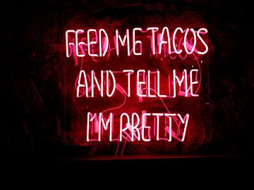 Nourris-moi de tacos et dis-moi que je suis belle sur Natasja Tollenaar