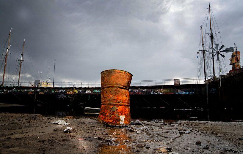 Return Of The Red Drum von Peter Bongers
