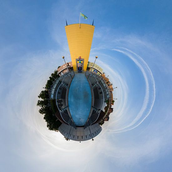 Planet Groninger Museum van Frenk Volt