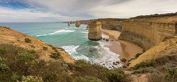 12 Apostles Australie sur Chris van Kan