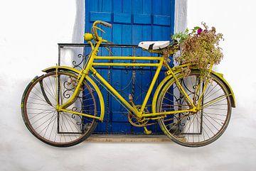 """,,Das gelbe Fahrrad"""" von Ronnie Reul"""