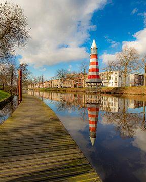 Breda - Singel - Phare sur I Love Breda