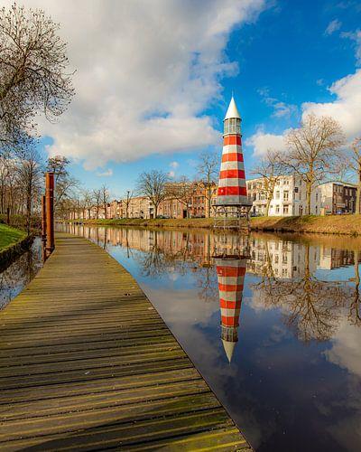 Breda - Singel - Vuurtoren