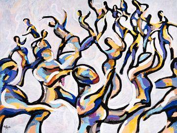 Tanz-Mix von ART Eva Maria