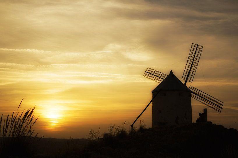 The windmill I van Herbert Seiffert