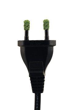 Grüner Strom von Yvonne Smits