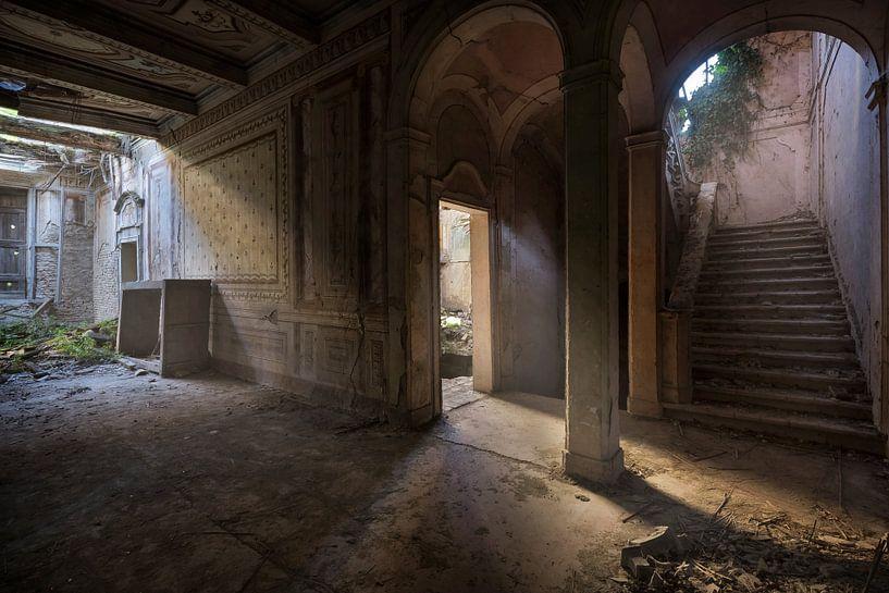 the castle of light  von Dieter Herreman