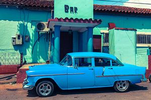 Cuba Oldtimer 06 van