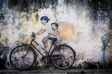 Straatkunst Maleisie