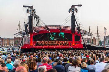 SAIL AMSTERDAM 2015: SAIL Music Marina van Renzo Gerritsen