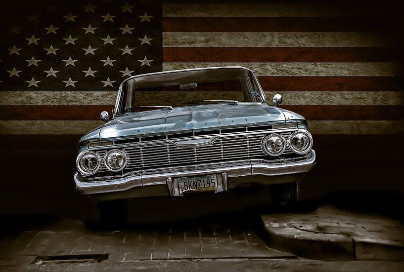 Chevrolet van marco de Jonge