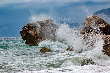 Stormgolven van Thomas Heitz