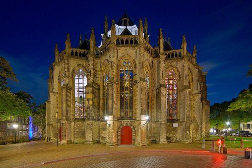 Zurück Grote Kerk Dordrecht von Anton de Zeeuw
