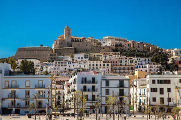 Kathedrale von Ibiza von Alexander Wolff