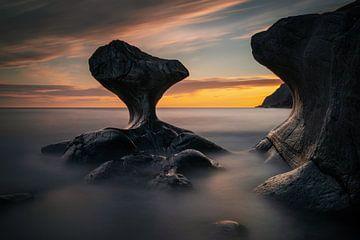 Kannestein Sonnenuntergang von Wojciech Kruczynski